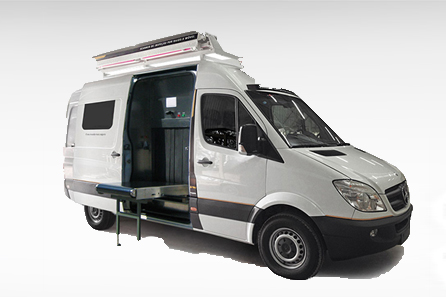 Mobile and portable radiographic solutions