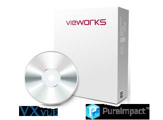 VXvue Image Acquisition Software for VIVIX-S series