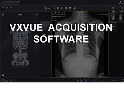 Vxvue acquisition software